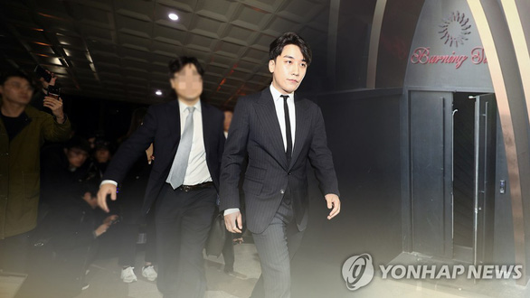 Thành viên Big Bang - Seungri - bị điều tra môi giới mại dâm - Ảnh 1.