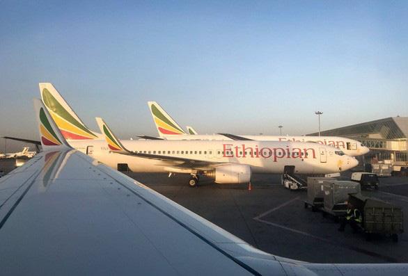 Tìm thấy hộp đen máy bay gặp nạn ở Ethiopia - Ảnh 1.