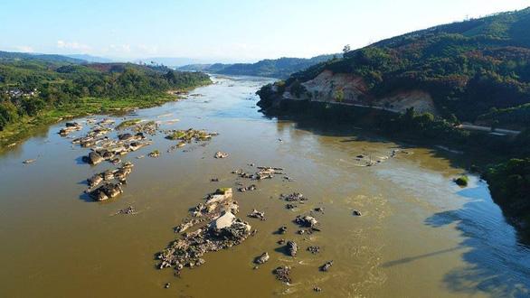 Dân Thái đòi bằng chứng việc Trung Quốc bỏ kế hoạch khơi dòng Mekong - Ảnh 1.