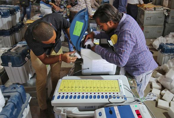 Cuộc bầu cử lớn nhất hành tinh ở Ấn Độ: 900 triệu cử tri - Ảnh 1.