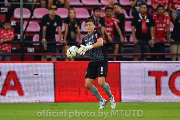 Văn Lâm vào đội hình tiêu biểu vòng 3 Giải vô địch Thái Lan - Ảnh 1.