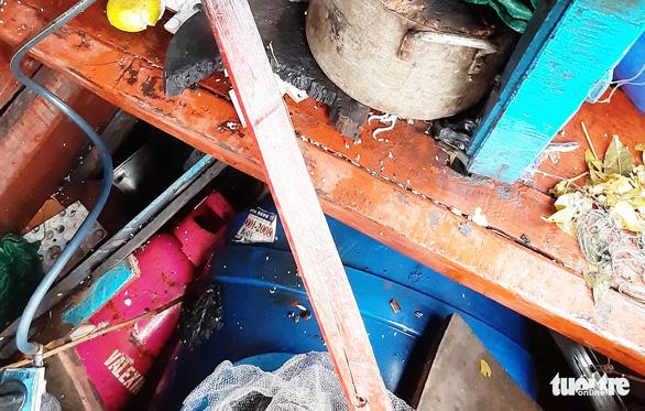 Phỏng nặng, 2 nạn nhân vụ nổ bình gas phải ra Hà Nội điều trị - Ảnh 2.