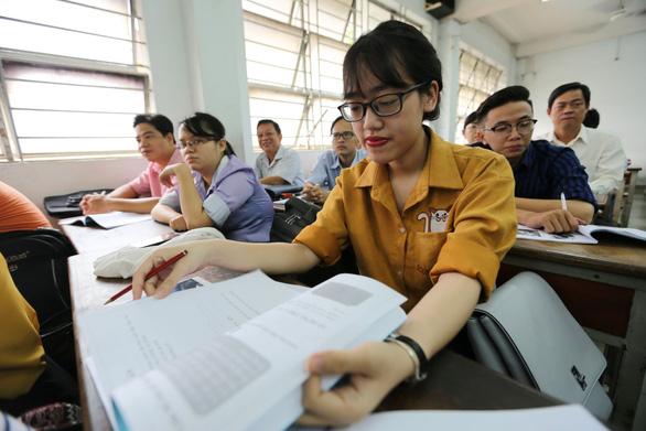 Tập huấn cho chương trình giáo dục mới: Bắt đầu từ 35.000 giáo viên cốt cán - Ảnh 1.