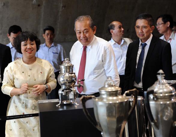 Cà phê VN mới chiếm 2% lợi nhuận của thế giới: Giảm diện tích, tăng chất lượng - Ảnh 1.