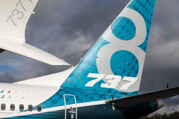 Singapore tạm ngừng hoạt động của mọi máy bay Boeing 737 MAX - Ảnh 1.