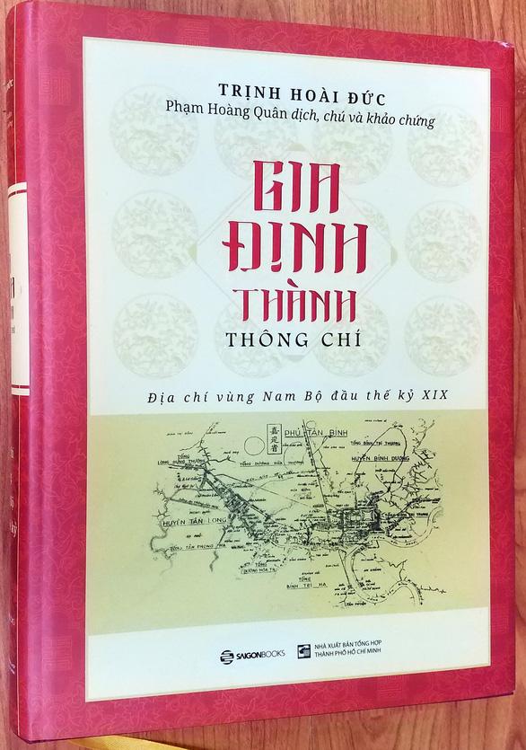 Giải mã ghi chép của Trịnh Hoài Đức về buổi đầu đất phương Nam - Ảnh 3.