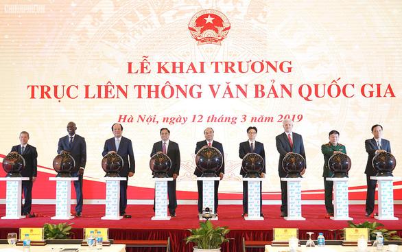Đưa Việt Nam vào nhóm 4 nước dẫn đầu về chính phủ điện tử trong ASEAN - Ảnh 2.