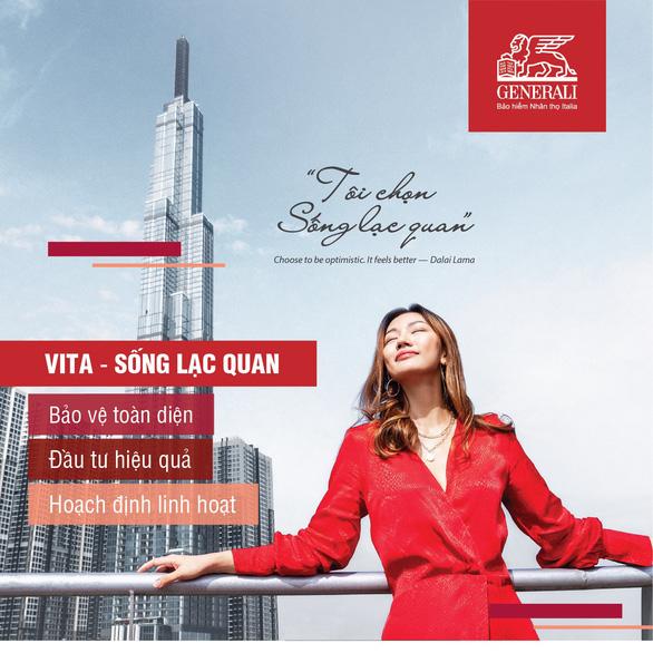 Generali Việt Nam mang VITA – Sống Lạc Quan đến mọi khách hàng - Ảnh 1.