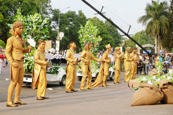 Ấn tượng đặc biệt lễ hội đường phố tại Buôn Ma Thuột - Ảnh 4.