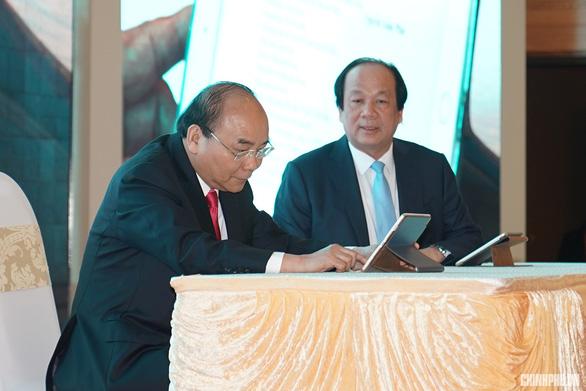 Đưa Việt Nam vào nhóm 4 nước dẫn đầu về chính phủ điện tử trong ASEAN - Ảnh 1.