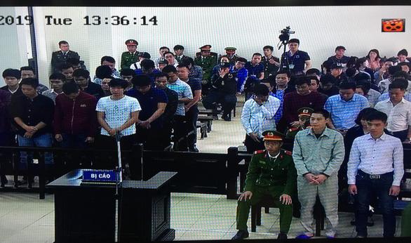 """Tòa tuyên y án hai ông """"trùm"""" Phan Sào Nam và Nguyễn Văn Dương - Ảnh 1."""