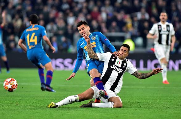 Ronaldo lập hat-trick, Juventus loại Atletico Madrid khỏi Champions League - Ảnh 4.