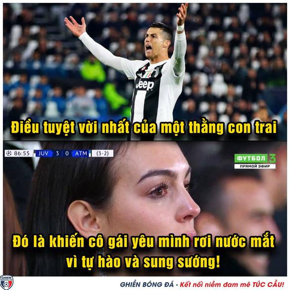 Mạng xã hội: Ronaldo có thể gánh mọi HLV trên vai và khiến họ trở nên vĩ đại - Ảnh 9.