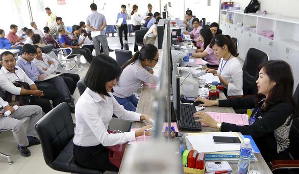 Đánh giá cán bộ, công chức theo cách cũ để tính thu nhập tăng thêm quý II-2019 - Ảnh 1.