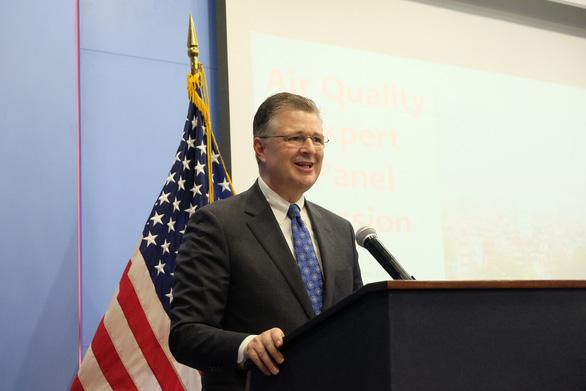 Hoa Kỳ mong giúp Việt Nam cải thiện chất lượng không khí - Ảnh 1.
