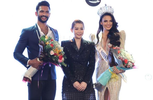 Hoa hậu và Nam vương siêu quốc gia đến Việt Nam - Ảnh 1.