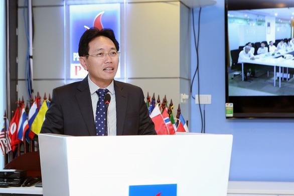 Chấp thuận ông Nguyễn Vũ Trường Sơn thôi chức Tổng giám đốc PVN - Ảnh 1.