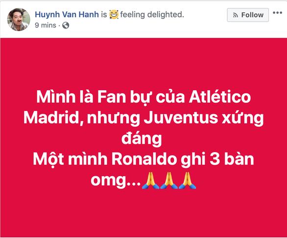 Mạng xã hội: Ronaldo có thể gánh mọi HLV trên vai và khiến họ trở nên vĩ đại - Ảnh 8.