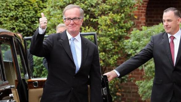 Đại sứ Mỹ tại Úc cáo buộc Trung Quốc dùng chiêu ngoại giao vay nóng - Ảnh 1.