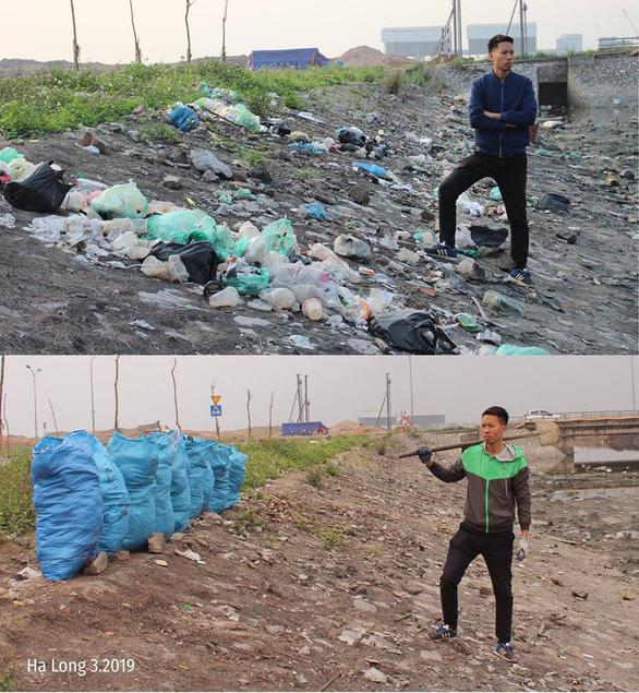 Bạn trẻ Việt đua trào lưu dọn rác khoe phây - Ảnh 6.