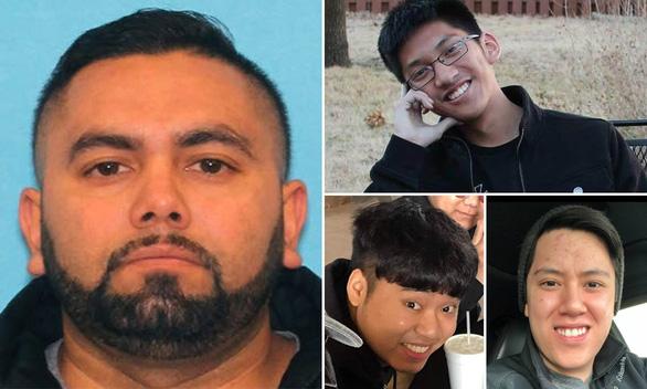 3 thanh niên gốc Việt bị tông chết khi đang thay vỏ xe trên cao tốc Mỹ - Ảnh 1.