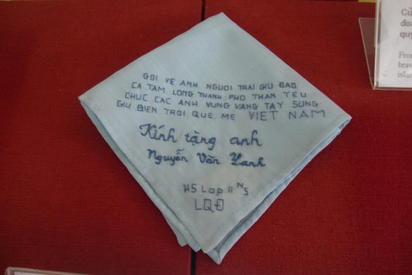 Hồi ức ngày 14-3 - Kỳ 3: Những lá thư từ hậu phương - Ảnh 1.