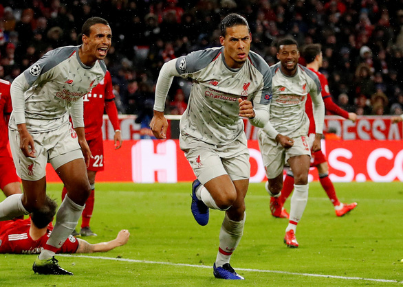 Sau một thập kỷ, Anh mới có 4 đội vào tứ kết Champions League - Ảnh 1.