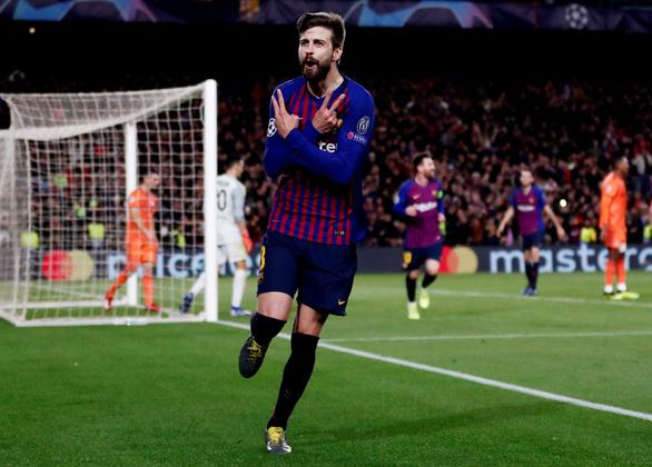 Messi rực sáng, Barcelona đè bẹp Lyon để vào tứ kết Champions League - Ảnh 3.