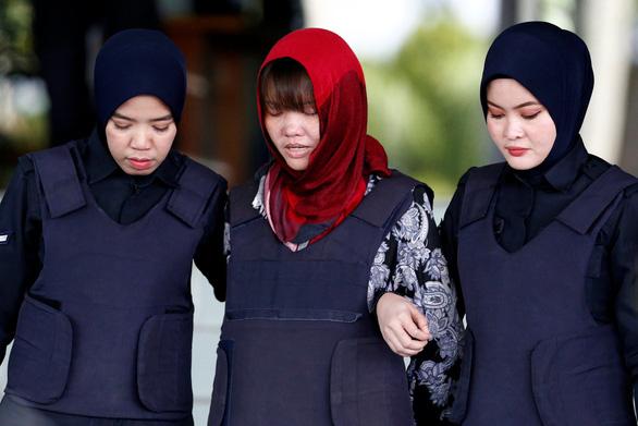 Việt Nam lấy làm tiếc việc tòa Malaysia chưa trả tự do Đoàn Thị Hương - Ảnh 2.