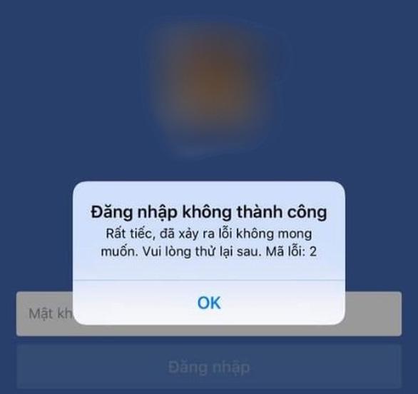 Nhiều tài khoản không dám chi tiền chạy quảng cáo trên Facebook - Ảnh 1.