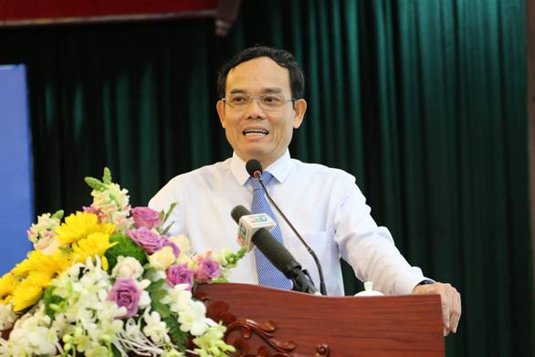 Ông Trần Lưu Quang: Công tác nhân sự cần có thêm nhiều cán bộ trẻ - Ảnh 1.