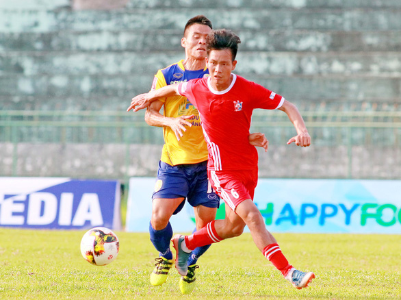 Bình Định vẫn tham dự Giải bóng đá hạng nhất 2019 - Ảnh 1.