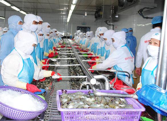 TP.HCM, ĐBSCL đỏ mắt tìm công nhân chế biến thủy sản - Ảnh 1.
