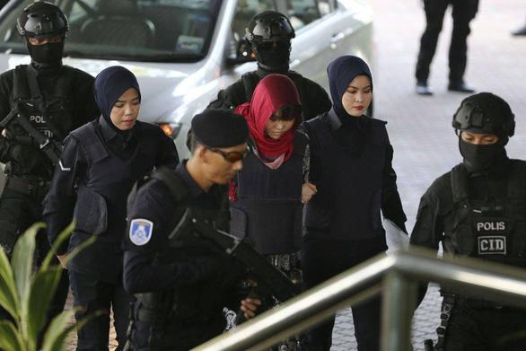 Tòa Malaysia bác đơn đề nghị tha bổng Đoàn Thị Hương - Ảnh 9.