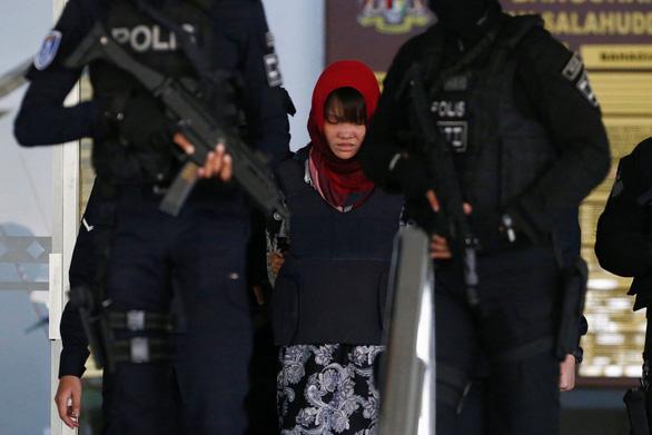 Đại sứ Việt Nam thất vọng khi tòa Malaysia không tha bổng Đoàn Thị Hương - Ảnh 1.