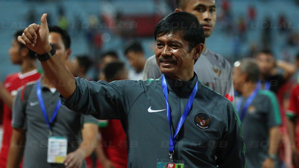 HLV Indra Sjafri tự tin U-23 Indonesia sẽ vượt qua chủ nhà Việt Nam - Ảnh 1.