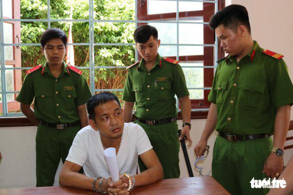Khởi tố nhóm thanh niên bắt giữ người trái pháp luật - Ảnh 1.