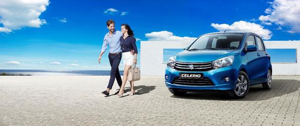 Suzuki tặng 1 năm bảo hiểm cho khách mua xe Celerio - Ảnh 1.