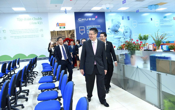 Chubb Life Việt Nam khai trương văn phòng kinh doanh thứ 3 tại Hà Nội - Ảnh 2.