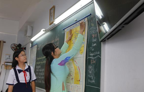 Ôn tập môn thi thứ 4 vào lớp 10 ở Hà Nội như thế nào cho hiệu quả? - Ảnh 1.