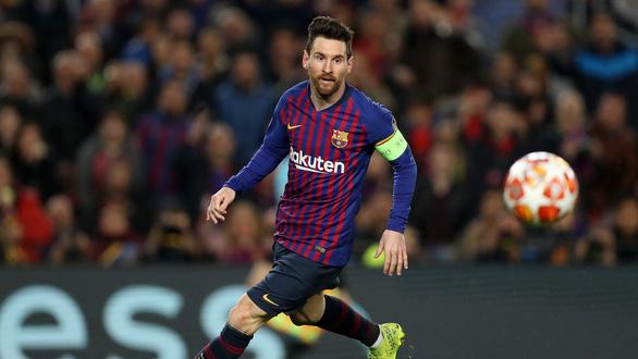Tứ kết Champions League: Barca đối đầu Quỷ đỏ - Ảnh 1.
