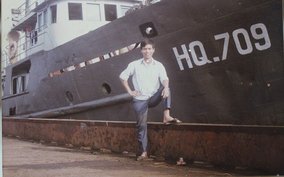 Hồi ức ngày 14-3 - Kỳ cuối: Những con tàu ở Trường Sa năm 1988 - Ảnh 1.