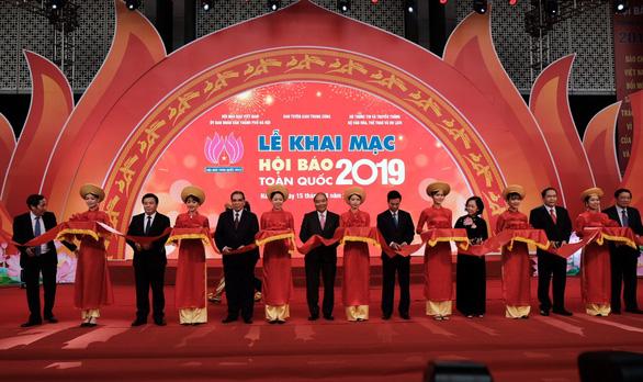 Thủ tướng Nguyễn Xuân Phúc chúc người làm báo bản lĩnh, sáng tạo - Ảnh 1.