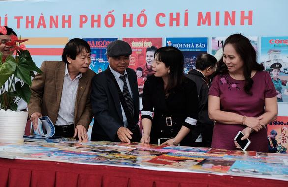 Thủ tướng Nguyễn Xuân Phúc chúc người làm báo bản lĩnh, sáng tạo - Ảnh 5.