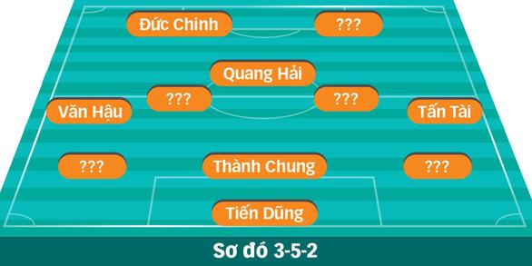 Ông Park gọi 8 tiền đạo, tối nay 16-3 sẽ thử nghiệm ai? - Ảnh 3.