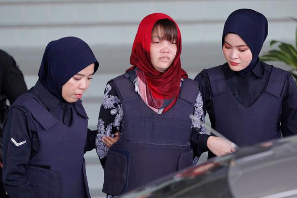 Bảo hộ công dân ở mức cao nhất đối với Đoàn Thị Hương - Ảnh 2.