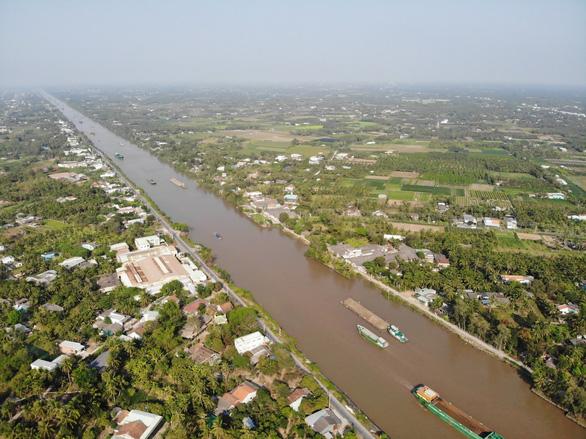 Gỡ nút thắt giao thông thủy kênh Chợ Gạo là việc cấp bách - Ảnh 3.