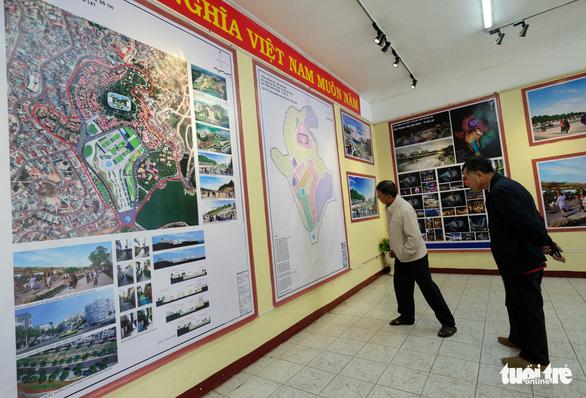 Trung tâm Đà Lạt: Sẽ dỡ bỏ rạp Hòa Bình, di dời dinh tỉnh trưởng - Ảnh 2.