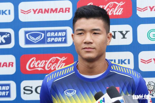 Quang Hải tập riêng, Đức Chinh tự tin có suất đá chính ở U-23 Việt Nam - Ảnh 2.