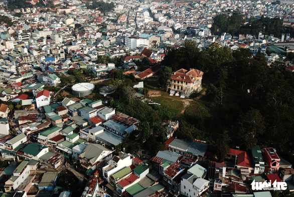 Trung tâm Đà Lạt: Sẽ dỡ bỏ rạp Hòa Bình, di dời dinh tỉnh trưởng - Ảnh 3.